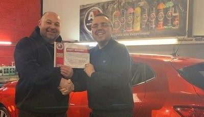 Approval at AB Autocare